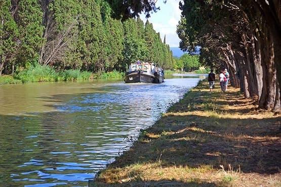 Découverte du Canal du Midi en Haute-Garonne