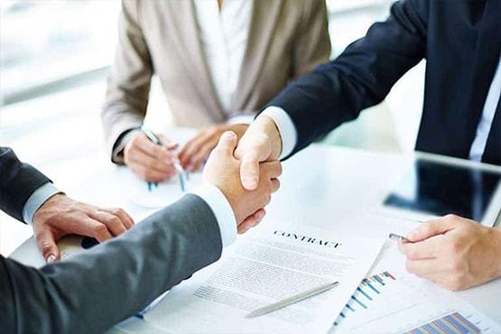 Rencontre avec partenaires business à Toulouse