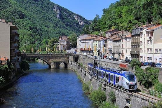 Transport Toulouse-Saint-Cyprien-Arènes Toulouse-Saint-Agne
