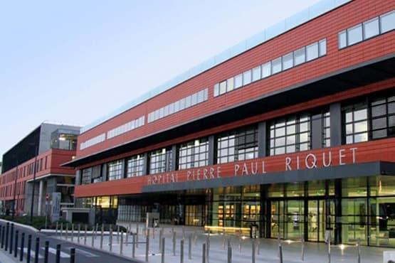 Transport VTC avec l'hôpital de Toulouse Pierre-Paul-Riquet