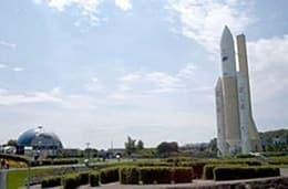 Circuits touristiques à la cité de l'Espace avec transport privé